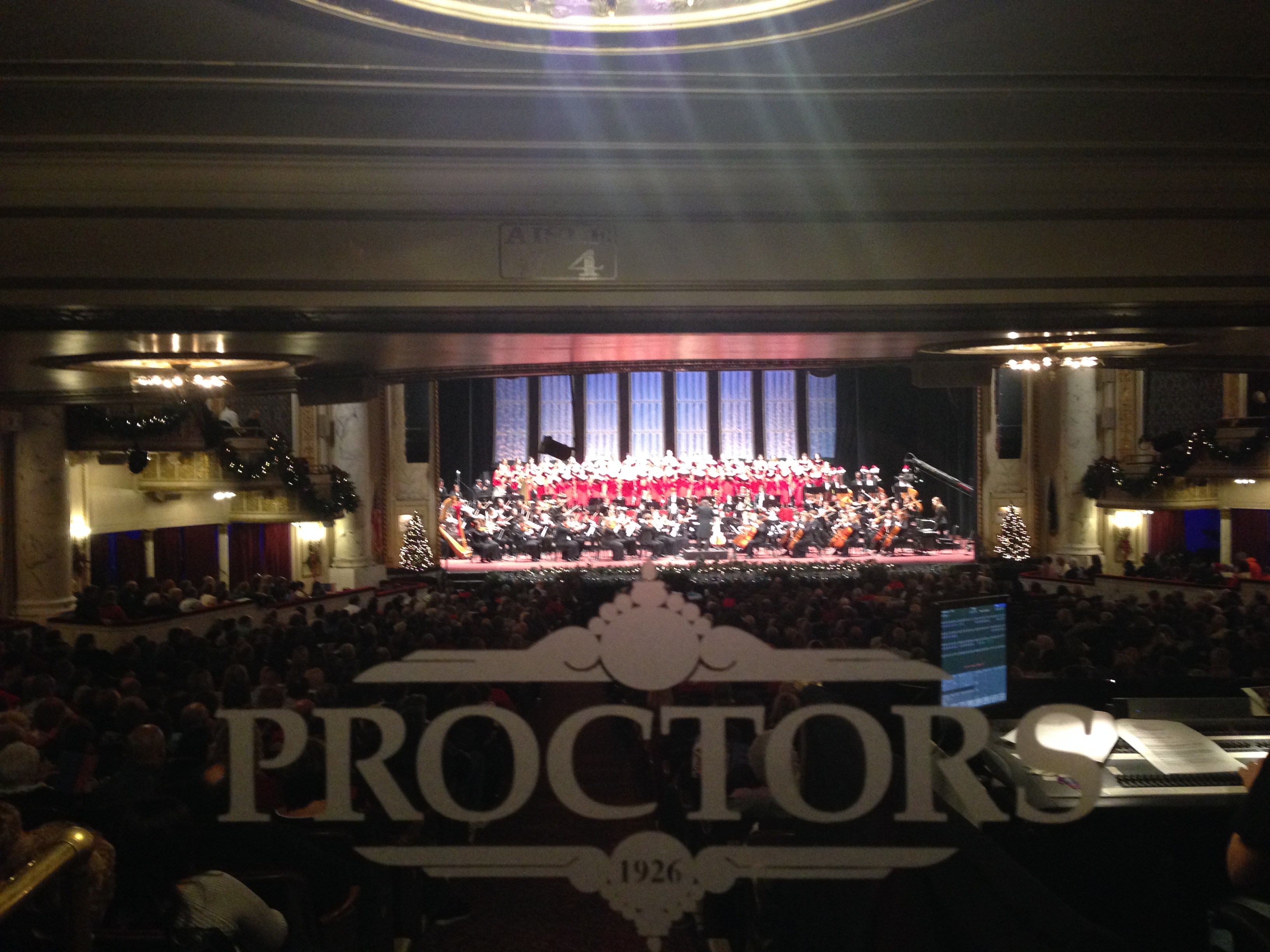 Melodies of Christmas at Proctors Theater | Everest Rising